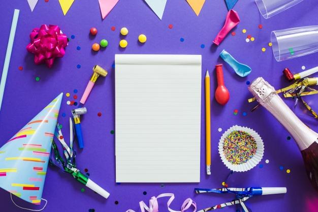 Comment gérer la liste d'invités pour mon anniversaire ?