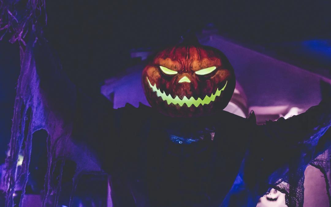 Notre sélection d'illustrations pour les invitations à votre soirée d'Halloween